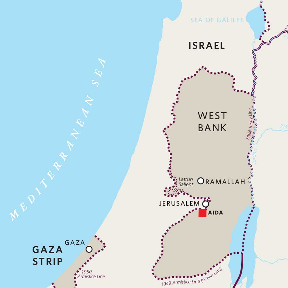 Aida Map
