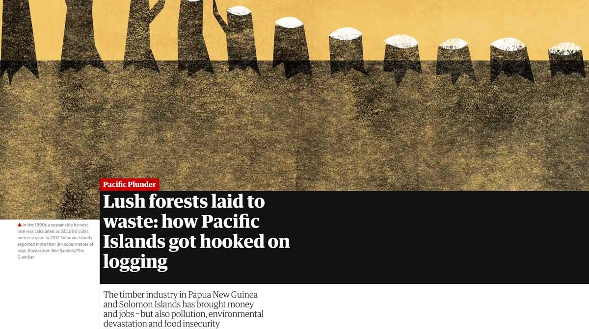 Guardian article screenshot