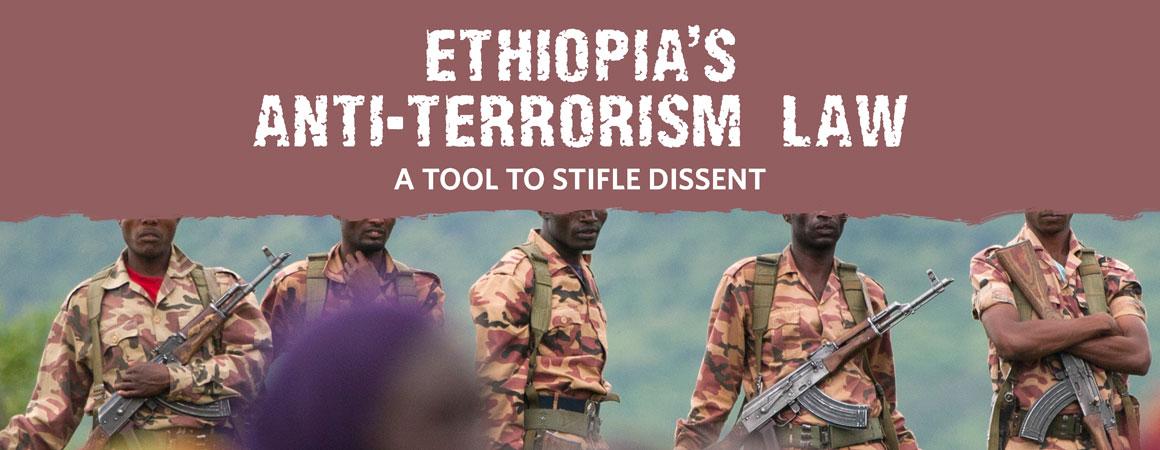 Ethiopia's Anti-Terrorism Law: A Tool to Stifle Dissent Slide