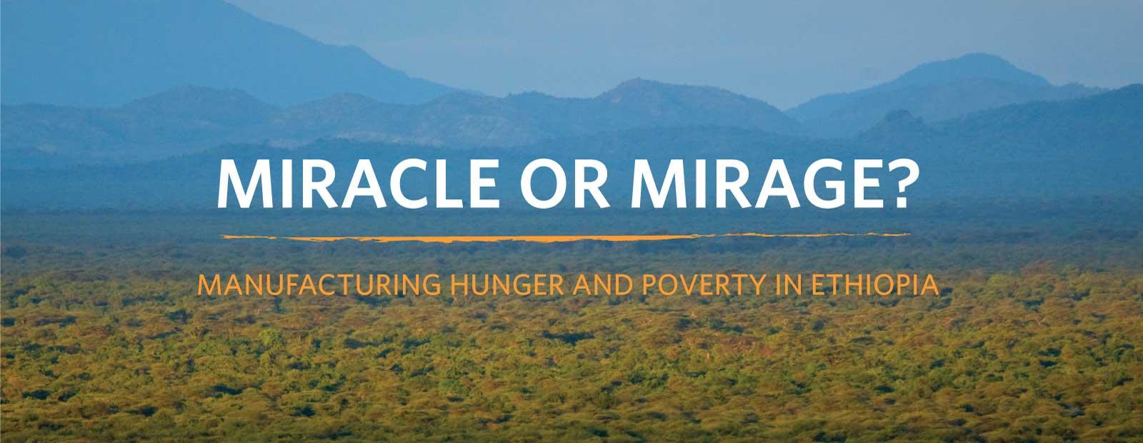 Miracle or Mirage? Ethiopia's Broken Development Model