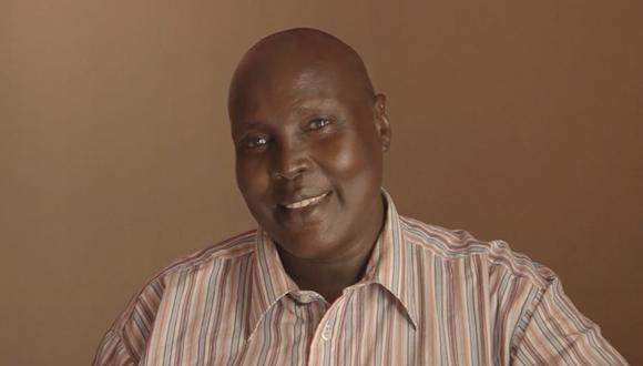 Pastor Omot Agwa. Credit: Dead Donkeys Fear No Hyenas/WG Film