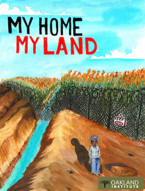 My Home My Land cover