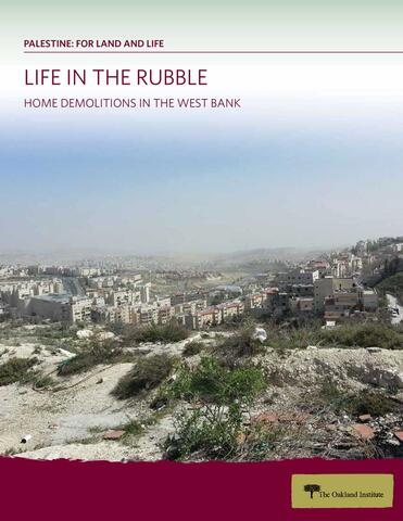 Life in the Rubble Cover