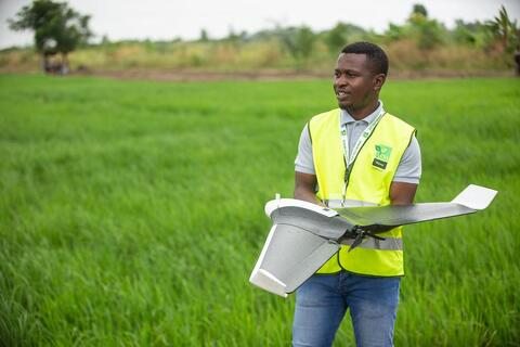 Ghana's Green Revolution has not been as successful as portrayed.