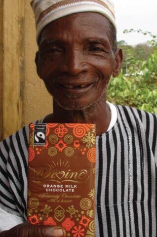Cacao 'Bio' en Sierra Leone