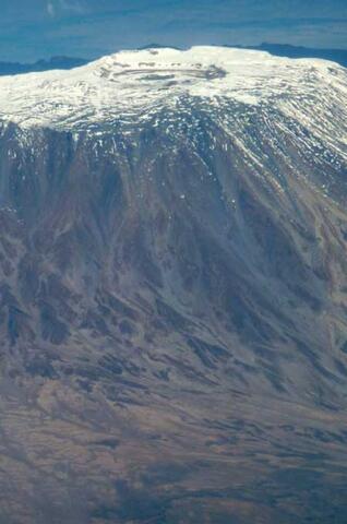 La Conservation du Sol et de L'eau Sur Les Pentes du Kilimandjaro, Tanzanie