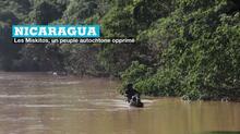 France 24 Nicaragua report screenshot